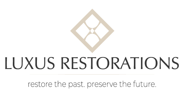 Luxus Restorations Logo